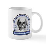 Accounting Division - Galactic Conquest Mug