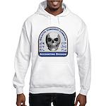 Accounting Division - Galactic C Hooded Sweatshirt
