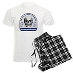 Accounting Division - Galacti Men's Light Pajamas