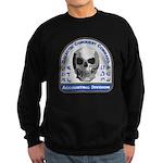 Accounting Division - Galactic C Sweatshirt (dark)