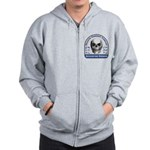 Accounting Division - Galactic Conquest Zip Hoodie