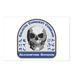 Accounting Division - Gal Postcards (Package of 8)