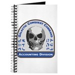 Accounting Division - Galactic Conquest Co Journal
