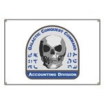 Accounting Division - Galactic Conquest Com Banner