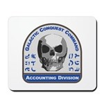 Accounting Division - Galactic Conquest Mousepad