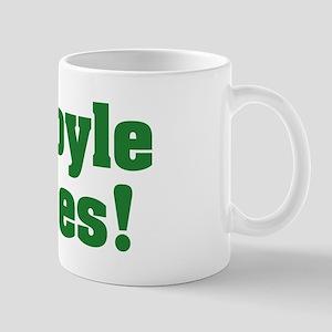 O'DOYLE RULES Mug