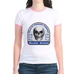 Welding Division - Galactic Con Jr. Ringer T-Shirt