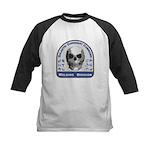 Welding Division - Galactic C Kids Baseball Jersey