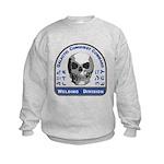 Welding Division - Galactic Conque Kids Sweatshirt