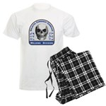 Welding Division - Galactic C Men's Light Pajamas