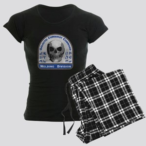 Welding Division - Galactic Women's Dark Pajamas