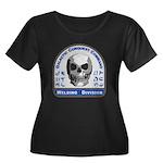 Welding Women's Plus Size Scoop Neck Dark T-Shirt