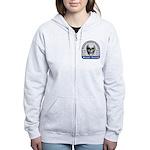 Welding Division - Galactic Con Women's Zip Hoodie