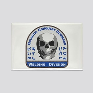 Welding Division - Galactic Conqu Rectangle Magnet