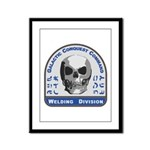 Welding Division - Galactic Con Framed Panel Print