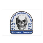 Welding Division - Galact Postcards (Package of 8)