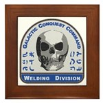 Welding Division - Galactic Conquest C Framed Tile