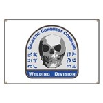 Welding Division - Galactic Conquest Comman Banner