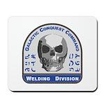 Welding Division - Galactic Conquest Com Mousepad