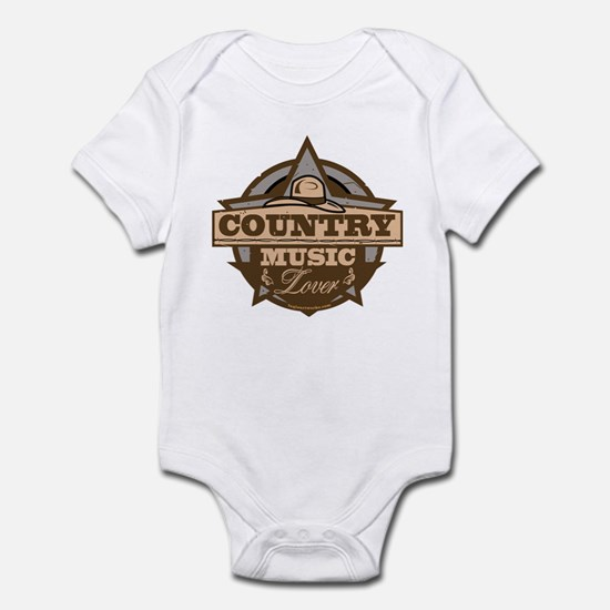 Country Lover Infant Bodysuit