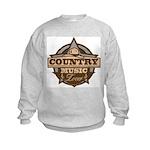 Country Lover Kids Sweatshirt