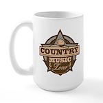 Country Lover Large Mug