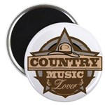 Country Lover Magnet