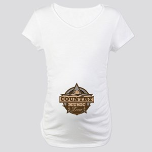Country Lover Maternity T-Shirt