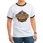 Country Lover Ringer T