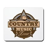 Country Lover Mousepad