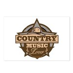 Country Lover Postcards (Package of 8)