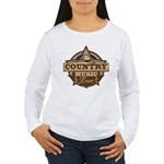 Country Lover Women's Long Sleeve T-Shirt