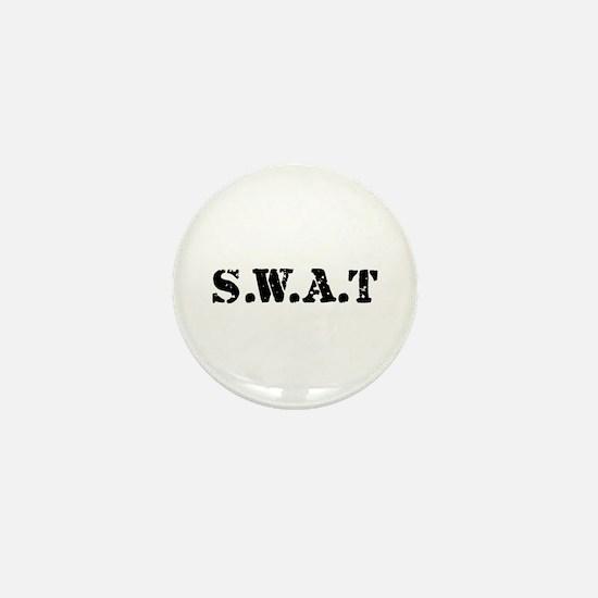 SWAT team Mini Button