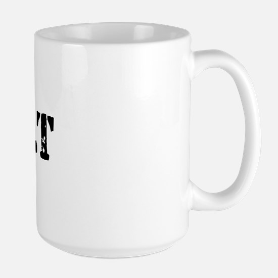 SWAT team Large Mug