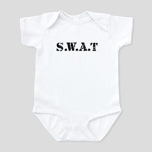 SWAT team Infant Bodysuit