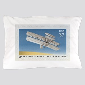 17 US Stamp 2003 Kitty Hawk 100 Years. Pillow Case