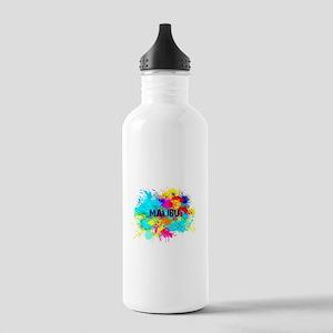 MALIBU BURST Stainless Water Bottle 1.0L