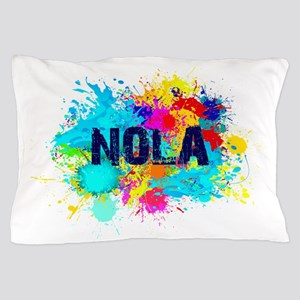 Good Vibes NOLA Burst Pillow Case