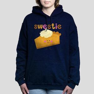 Sweetie Pie Women's Hooded Sweatshirt