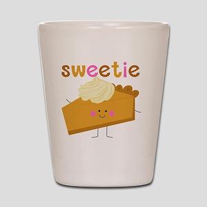 Sweetie Pie Shot Glass