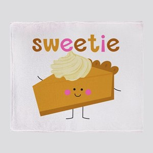 Sweetie Pie Throw Blanket