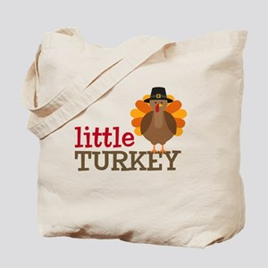 Little Turkey Tote Bag