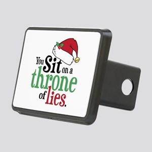 Throne of Lies Rectangular Hitch Cover