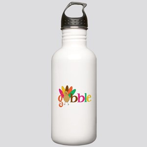 Gobble Turkey Stainless Water Bottle 1.0L