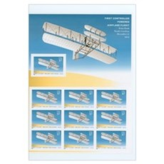 Kitty Hawk 100 Years First Powered Flight Poster