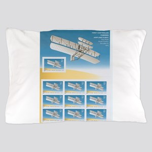 Kitty Hawk 100 Years First Powered Fli Pillow Case