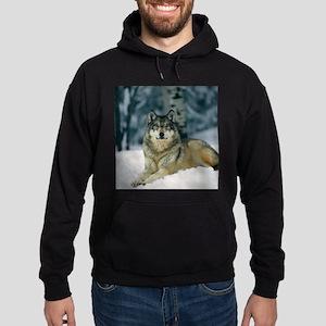 Wolf In The Snow Sweatshirt