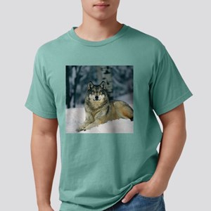 Wolf In The Snow T-Shirt