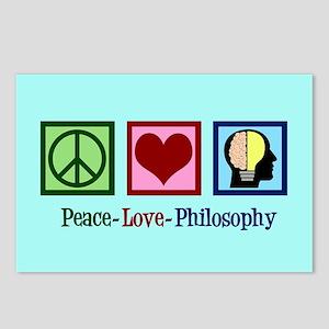Cute Philosophy Postcards (Package of 8)