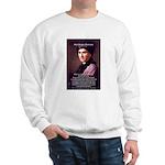 Jean Jacques Rousseau: Education Sweatshirt